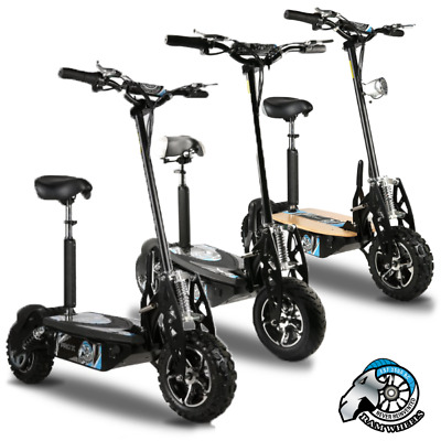 View Details Electric Scooter Powerboard E Scooter 1000W, 1600W 48V, 2000W 60V • 550.00£