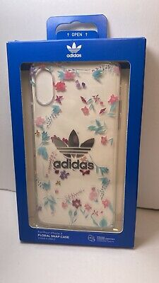 AU20.98 • Buy Adidas Iphone X/xs Floral Snap Case Coque Florale