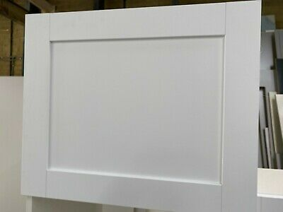 £29.50 • Buy SAMPLES SHAKER SMOOTH KITCHEN DOORS In 6 Colours & Matching Colour Coded Units