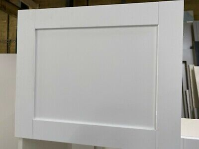 SAMPLES SHAKER SMOOTH REPLACEMENT KITCHEN DOORS, Available In 2 Colours CHEAPEST • 29.50£