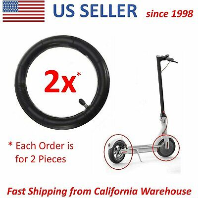 $11.99 • Buy 2pcs 8.5 Inch Inner Tube For Xiaomi M365 Electric Scooter 8 1/2 Tire Replacement