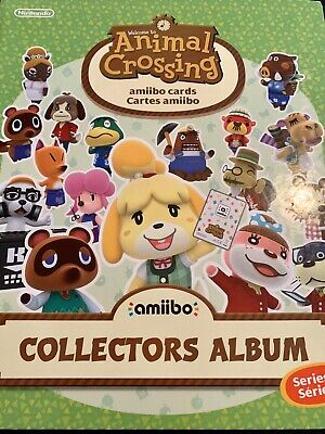 AU25 • Buy Animal Crossing Amiibo Cards (Various Cards)