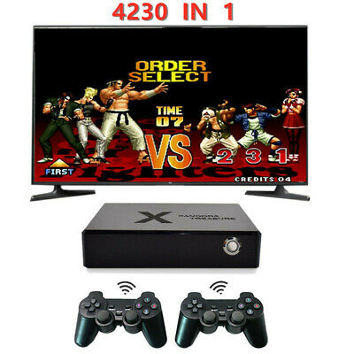 AU110 • Buy Pandora's Box Retro Video Arcade Game Console For TV PS3 KOF Tekken 3D 4230 In 1