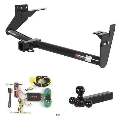 $372.10 • Buy CURT Trailer Hitch, Wiring & Multi-Ball Ball Mount For Infiniti FX35, FX37, FX50