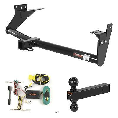 $370.62 • Buy CURT Trailer Hitch, Wiring & Multi-Ball Ball Mount For Infiniti FX35, FX37, FX50