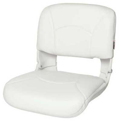 $ CDN134.23 • Buy Tempress 45616 All-Weather High-Back White Boat Seat Marine Seating