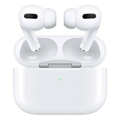 AU419.99 • Buy Apple Airpods Pro With Wireless Charging Case MWP22ZA/A - White