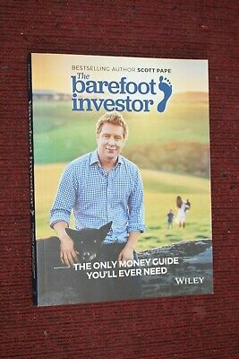 AU23.85 • Buy THE BAREFOOT INVESTOR Money Guide SCOTT PAPE 1st 2017 SC Like New