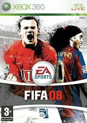 £4.21 • Buy FIFA 08 (Xbox 360) - Game  4OVG The Cheap Fast Free Post