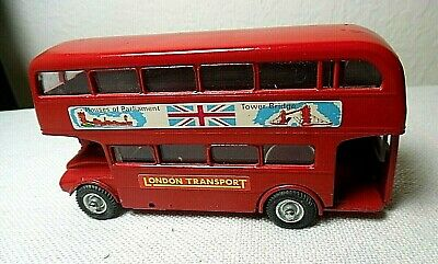 $ CDN12.45 • Buy Budgie Models A.e.c. Routemaster 64 Seater Double Decker Bus Made In England