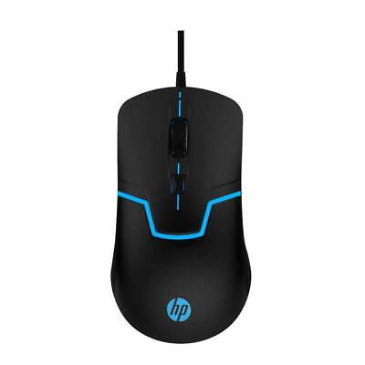 AU21.99 • Buy HP M100 Optical Gaming Mouse Ergonomic Design Adjustable DPI
