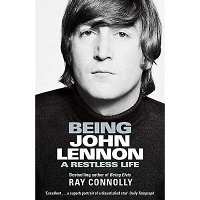AU20.03 • Buy Being John Lennon - Paperback / Softback NEW Connolly, Ray 03/10/2019
