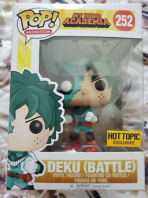 $20 • Buy Funko Pop Animation My Hero Academia Deku Battle 252 Vinyl Figure