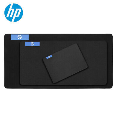 AU24.99 • Buy HP Mouse Pad Natural Rubber 3mm Gaming Office PC Computer Gamer Mat Locking Edge