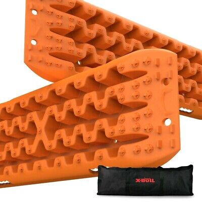 AU92.90 • Buy X-BULL Recovery Tracks Sand Mud Snow Grass 10T Truck 4WD Vehicle 1Pair Gen3.0