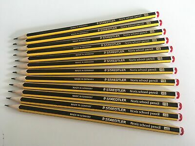STAEDTLER Noris HB Pencils X12 BARGAIN Price !,CHEAPEST! Arts & Crafts Sketching • 2.96£