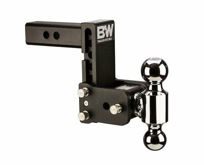 $ CDN396.25 • Buy B&W TS10037B Tow And Stow Magnum Receiver Hitch Double - Ball Mount
