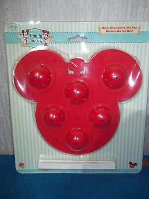 £10.99 • Buy Silicone Cake Pop Mould - Red Mickey Mouse, Disney - New