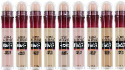 $7.95 • Buy Maybelline Instant Age Rewind Eraser Multi Use Concealer .2 Oz Choose Your Color