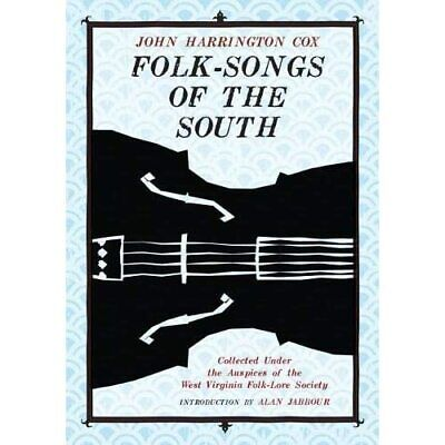 £23.64 • Buy Folk-Songs Of The South: Collected Under The Auspices O - Paperback NEW John Har