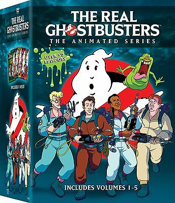 £39.99 • Buy THE REAL GHOSTBUSTERS : ANIMATED SERIES  -  DVD - REGION 1 - Sealed