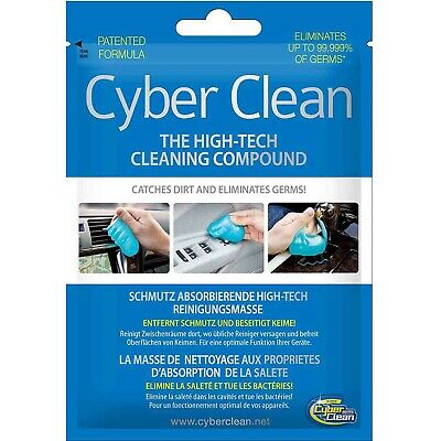 $10 • Buy New Cyber Clean Car Zip Bag 80g