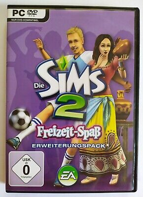 £7.99 • Buy The SIMS 2: Free Time Expansion Pack (PC: Windows, 2008)