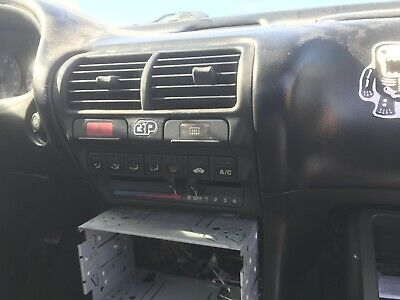 $60 • Buy 94-01 Acura Integra LS GSR Climate Control Heat AC With Wiring Harness Used
