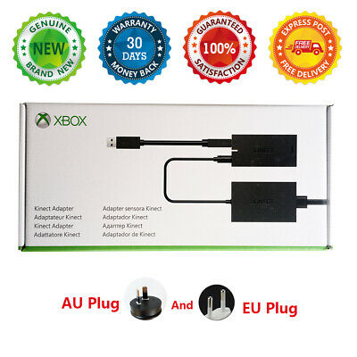 AU135 • Buy Genuine Xbox One Kinect Adapter Connector For Xbox One X & One S & PC, AU Plug