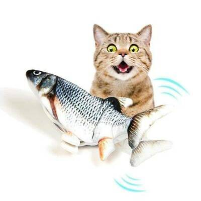 AU15 • Buy Dancing Fish Kicker Realistic Moving Electronic Floppy Cat Toy