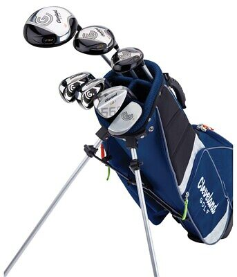 AU299.99 • Buy Cleveland Golf JUNIOR SERIES Package Including Bag 10-12 Boys & Girls