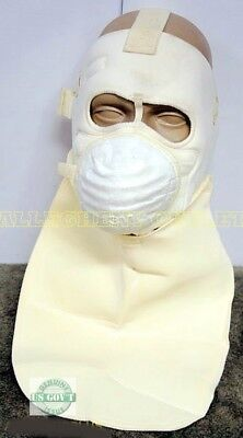 $8.95 • Buy (4) Four USGI Military Surplus Extreme Cold Weather 3M Face Covering NEW
