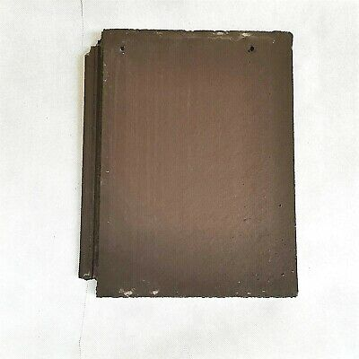 Russel's TLE Brown Roof Tiles, House Roof, Contemporary, Modern, Thin Edge Tile • 0.99£