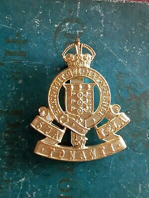 The Royal Army Ordnance Corps 1947 Pattern Cap Badge  British Army • 5.95£