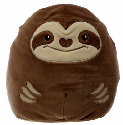 Novelty Sloth Cuddles Soft Plush Cushion Pillow New With Tags • 8.95£