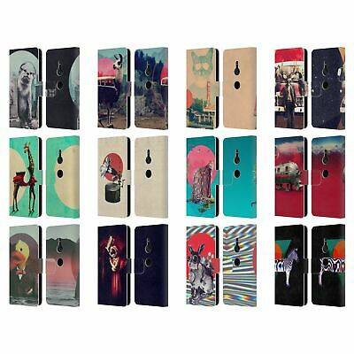 AU30.95 • Buy Official Ali Gulec With Attitude Leather Book Case For Sony Phones 1