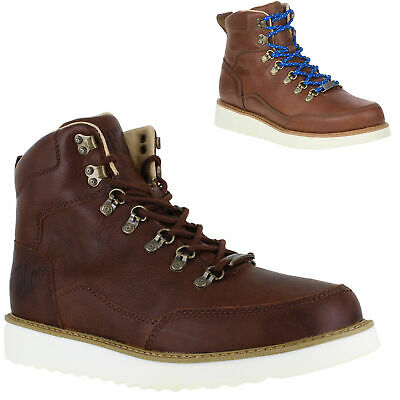 $ CDN102.58 • Buy Mens Harley Davidson RR-Salter Leather Biker Riding Lace Up Boots Sizes 6 To 12