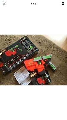 £10 • Buy Vortex Vigilon Nerf Gun With Box And Ammo Discontinued Product - Used