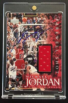 AU64582.80 • Buy Signed 1999 Michael Jordan Upper Deck Ud Employee Game Jersey Bulls Uda Coa Auto
