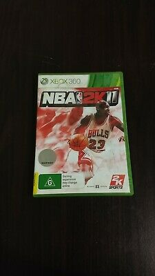 AU1 • Buy NBA 2K11 | Xbox 360 | PAL | 2010