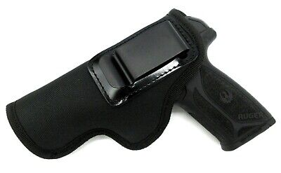 $18 • Buy LEFT Hand IWB Inside Pants Concealment Holster LARGE AUTOS 4  To 4.5  - Choose