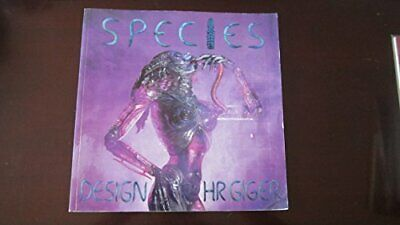 £87.99 • Buy  Species  Design By Giger, H. R. Paperback Book The Cheap Fast Free Post