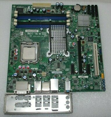 $ CDN41.97 • Buy Intel Desktop Board DQ45CB E3014B-206 Motherboard Socket 775 System Board