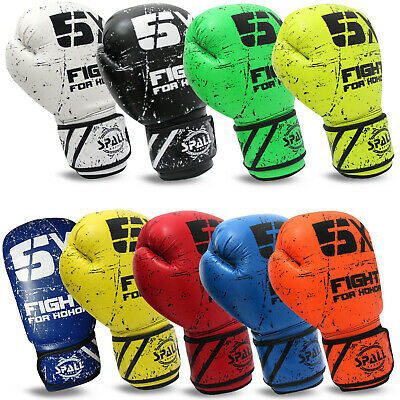 $ CDN53.50 • Buy Boxing Gloves, MMA, Sparring Punch Bag, Muay Thai Training Mitts 6oz To 16oz