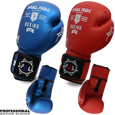 $ CDN54.35 • Buy Boxing Gloves, Sparring, MMA, Punch Bag, Kickboxing Mitt 12oz To 14oz NEW