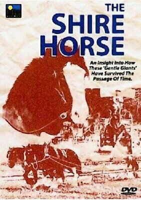 The Shire Horse [DVD] - DVD  H0VG The Cheap Fast Free Post • 4.33£