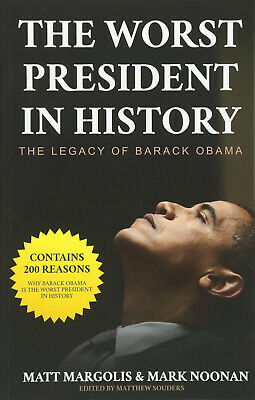 $7.99 • Buy UPDATED: The Worst President In History: The Legacy Of Barack Obama (Digital)