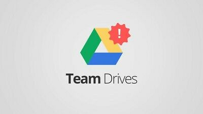 AU1.99 • Buy Google Unlimited Team Drive (existing Gmail)