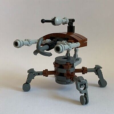 LEGO Original PARTS - STAR WARS - SPIDER ROLL SHOOTING Droid - My Design SPACE • 5.95£