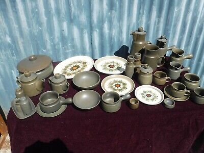 Denby /Langley Tableware SHERWOOD   Individually Listed Items  • 8£